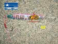 ARTIFICIAL FALLTEN JIG COLOR 02 AZUL 30 GR METAL SEÑUELOS DE SPINNING BLUE BLUE?