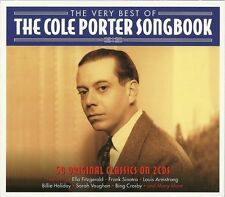 THE VERY BEST OF THE COLE PORTER SONGBOOK - 2 CD BOX SET - BING CROSBY & MORE