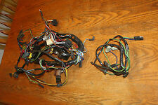 1967 MUSTANG FOG LIGHT WIREING HARNESS FOMOCO 6 CYL FASTBACK COUPE