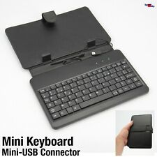"""MINI KEYBOARD TASTATUR MINI USB WIRED PC COMPUTER PAD PHONE SOFT CASE TABLET 7"""""""