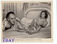 Stephanie Audran barefoot, Michael Piccoli VINTAGE Photo Wedding In Blood