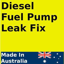Toyota Hilux Diesel Fuel Pump Leak Fix