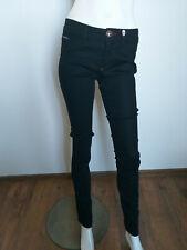 PHILIPP PLEIN fabulous women's jeans/denim  black size 27
