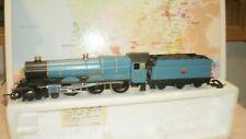 "loco vapeur BR King class "" King Charles II "" Lima  5104M HO"
