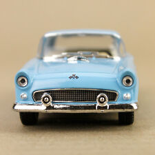 1955 Ford Thunderbird Collectible Model Car Blue 1:36 Die-Cast 12.5cm Detailed