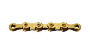 KMC X12 Ti-N Chain - 12 Speed - 126L - Gold
