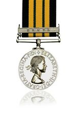 Full Size Africa General Service Medal GSM With Kenya Clasp