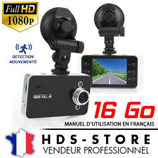 "Kamera Auto an Bord K6000N Full HD 1080P + Karte 16 Go Video HDMI TFT 2,7 """