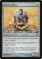 Silent Arbiter Conspiracy NM-M Artifact Rare MAGIC THE GATHERING CARD ABUGames