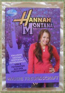 Hannah Montana 6 - Wahre Freundschaft von Alice Alfonsi (2009, Tasch...