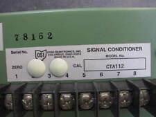New Ohio Semitronics CTA112 Signal Conditioner