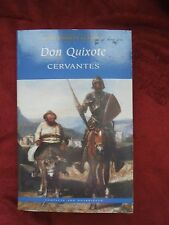 Don Quixote by Miguel De Cervantes Translation by P.A. Motteux PB 2000