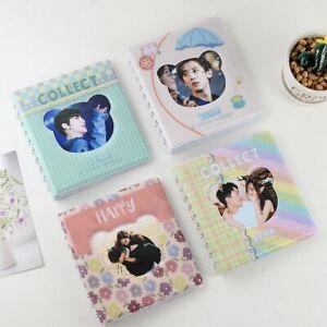 Design Card Holder Binder Binder Photo Album Kpop Photo Album Photocard Holder