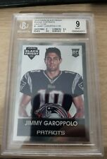 JIMMY GAROPPOLO 2014 Rookie Panini Black Friday Lava Flow 1/1 One of One BGS 9