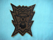 VIETNAM WAR SUBDUED PATCH US 5th SFGrp MACV-SOG RECON TEAM HOT CAKE