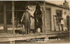 Hunter & Bear Williams Mountain Resort Conrad PA RP Postcard