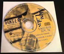 Ginger Alexi Lalas CD 1998 CMC International RARE ADVANCE PROMO USA Soccer Star