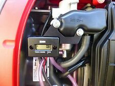 Honda EU2000 CNC Machined Bracket & Tach-Hour Meter INCLUDED ----  Made in USA
