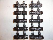 ONAN POWER RESISTORS 7 OHM, 10 WATT, (LOT OF 10) NEW / NOS 304-0783