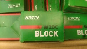HIWIN W20C linear bearing Block Linear Guideway