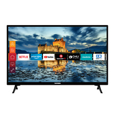 "Telefunken XF32J511 81cm 32"" DVB-T2HD/C/S2 600 CMP Smart TV schwarz"
