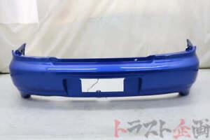 00 - 02 Subaru WRX GDB STI OEM Rear Bumper #2