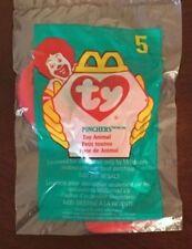 Pinchers The Lobster #5 Ty Teenie Beanie Baby McDonald's