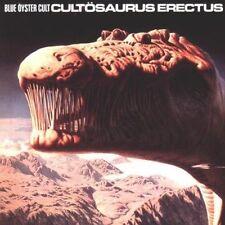 NEW CD Album Blue Oyster Cult - CULTOSAURUS ERECTUS (Mini LP Style Card Case)