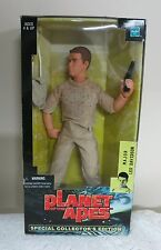 2001 Hasbro Planet of the Apes Special Edition Major Leo Davidson Sealed