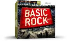 Toontrack MIDI Drum Pack - Basic Rock - Genuine Serial License Key