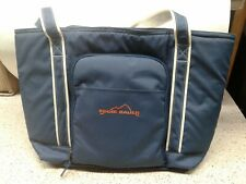 Eddie Bauer Insulated picnic Bag/cutting board and utensils