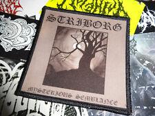 Striborg Patch Black Metal Arckanum