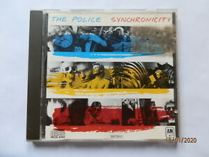 CD of 'The Police' Synchronicity