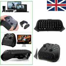 2.4G Wireless Mini Keyboard Chatpad For Xbox One Controller GAMING KEYPAD Hot UK