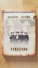 Tombstone (DVD, 2002, 2-Disc Set, Vista Series Directors Cut)