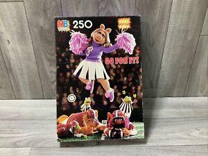Vintage 1982 Milton Bradley Miss Piggy Cheer Leader Football 250 Pc Puzzle