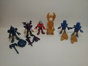 Fisher Price Imaginext - Castle Fantasy Knights - Figures and Accessories 17 pcs