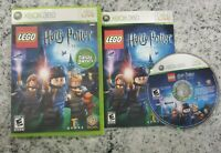 LEGO Harry Potter: Years 1-4 (Microsoft Xbox 360, 2010) Daily Shipping