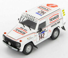 Mercedes 280 GE Ickx - Brasseur Winner Dakar 1983 1:43 (budget model)