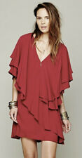 Tigerlily X free People Shamita Ruffle dress Size M
