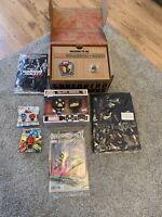 Funko Pop Bullseye/Daredevil Collectors Corp Big Box Complete New