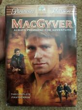 Macgyver Complete First Season Dvd Brand New