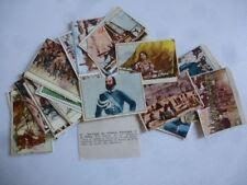 Lotto 41 figurine EROI DEL RISORGIMENTO 1951 vedi elenco