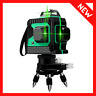 360 Laser Level Adapter For 12 Lines 3D Green Beam Self-leveling Lazer Base NEW
