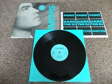 """THE SMITHS - Panic(UK 1986 1ST PRESS 12"""" VINYL SINGLE WITH MINT STICKERS!!!!)"""