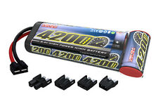 Venom 1526-7 8.4v 4200mAh 7-Cell NiMH Battery Flat TRX DEANS EC3 TAM SLASH 4X4