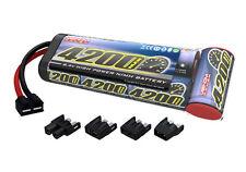 Venom 1526-7 8.4v 4200mAh 7-Cell NiMH Battery Flat TRX DEANS EC3 TAM SLASH 4X4