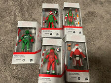 star wars black series holiday collection