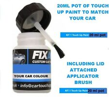 CAR TOUCH UP PAINT RENAULT ANY COLOUR YEAR MODEL TWINGO CLIO MEGANE CC LAGUNA RS