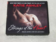 Strings of the Heart (Runaway Train #3)  by Katie Ashley   Unabridged on CD